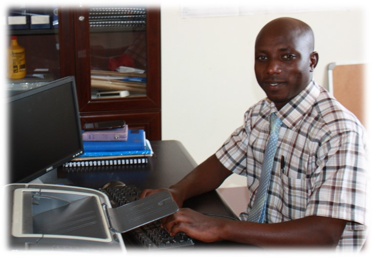 Mr. Odoch Isaac Faculty Dean Science and Technology
