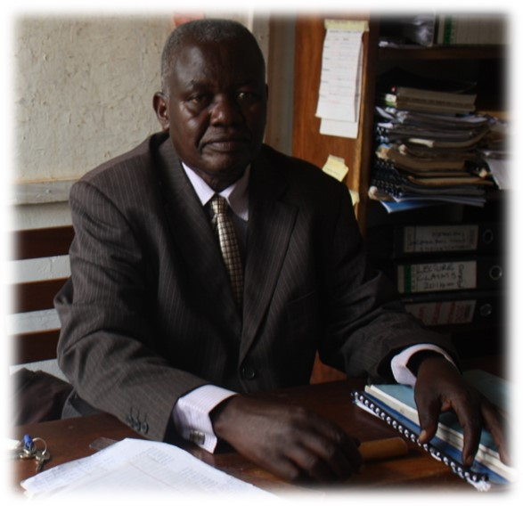 Mr. Omunyokol James Peter Faculty dean Education and Languages