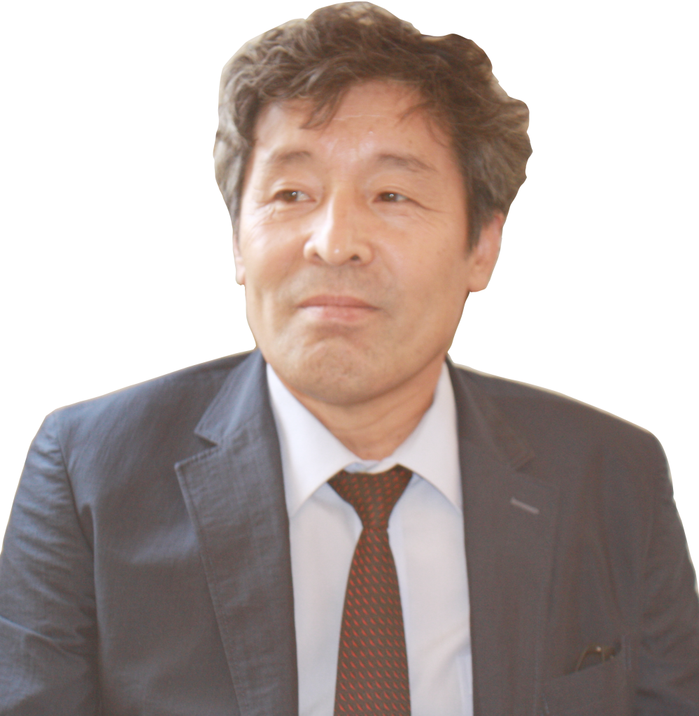 Dr. Hong Sekee- Current VC Since 22 Monday 2019