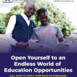 Apply Now for scholarship